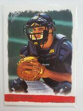 JOE MAUER 2002 Gallery RC #186 Minnesota Twins Rookie '02 Topps* Hall of Famer?