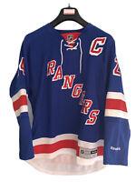 NHL RANGERS Ryan Callahan New York Rangers Reebok Home Jersey vintage hockey #24