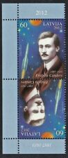 MNH Latvia stamps - Space Rocket 2012, Tete-Beche pair, Mi.Nr.840