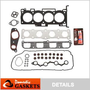 Fits Fits 06-09 Hyundai Sonata Kia Optima Rondo 2.4L DOHC Head Gasket Set G4KC