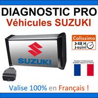 MaxiECU 2 + MPM-COM - Valise Diagnostic SUZUKI - MULTIDIAG AUTEL COM ELM327