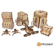 TTCombat - SFG068 - Strikezone: Storeyard