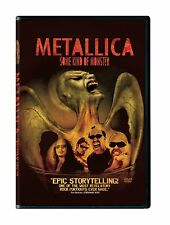 METALLICA SOME KIND OF MONSTER Disco 2 Set de DVDS SELLADO / Nuevo Región 0