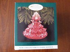 Hallmark Ornament Collector's Club 1996 - Based on Happy Holidays Barbie Nib