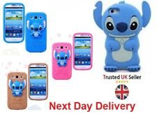 All Funny Stitch Kids 3D Rubber protective Case Cartoon Cover For ~ iPhone 6 6s