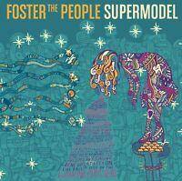 FOSTER THE PEOPLE - SUPERMODEL  CD NEU