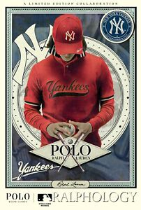 New York NY Yankees Polo Ralph Lauren 49FORTY New Era Big Pony Baseball Hat Cap