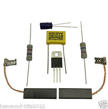 Kenwood Chef & Major Speed Control Module (Pulse) Repair Kit With Motor Brushes.