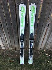 HEAD Skis Super Shape 127 w/ Tyrolia Bindings