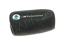 Genuine BMW M Performance Key Fob Holder Bag Carbon Cover Case 82292355518