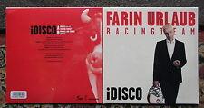 "FARIN URLAUB RACING TEAM 4TRACK 7"" SINGLE: iDISCO (NEU; LIM. EDITION)"