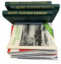 More details for the model railway journal - wild swan publications ltd. choose issue from list