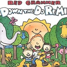 FREE US SHIP. on ANY 3+ CDs! ~Used,Very Good CD Red Grammer: Down the Do-Re-Mi