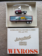 1935 1993 Winross Semi International Historical Series 1:64 scale model diecast