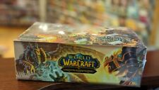 World of Warcraft Tomb of the Forgotten BOOSTER BOX Sealed English