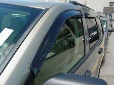 Tape-On Wind Deflectors 2005-2010 Jeep Grand Cherokee