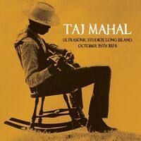 Taj Mahal - Ultrasonic Studios, Long Island, October 15th 1974. New LP + sealed