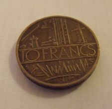 10 Francs 1977 France coin