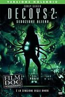Decoys 2: seduzione aliena (2007) DVD RENT NUOVO SIGILLATO
