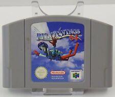 Nintendo 64 - N64 Spiel Modul - Pilotwings 64 + Tetrisphere