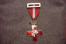 GERMAN CONDOR LEGION / SPANISH MEDAL - CROSS FOR MILITARY MERIT - REPLICA