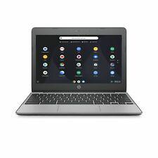"HP 11 Chromebook: Celeron N3060, 16GB eMMC, 4GB RAM, 11.6"" HD Display"