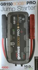 NOCO Genius Boost Pro GB150 4000 Amp Lithium Jump Starter 12V NEW!!! 19366933 GM
