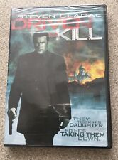 Steven Seagal Driven To Kill DVD Sealed!