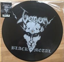 "Venom - Black Metal 12"" LP - Picture-Disc Vinyl  (RSD 2017,Metal Sammlung)"