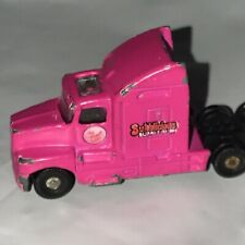 PINK BUBBLICIOUS Tractor Trailer 1/72 SCALE DIE CAST CAB Only Fast Shipping F5
