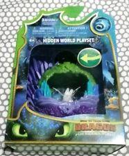 How To Train Your Dragon Hidden World Playset Lair Lightfury Figure