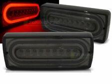 Fari Posteriori a LED per Mercedes W463 Classe G 90-12 Fume' con Frecce Dinamich