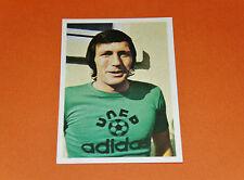 218 BOURGEOIS RED STAR ST-OUEN AGEDUCATIFS FOOTBALL 1974-1975 74-75 PANINI