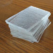 Bullseye clear Tekta - packs of 10 - 50 pieces