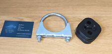 Fase IVECO DAILY 2.3, 2.8, 3.0 03-10 Diesel Silenziatore Di Scarico Posteriore Coda raccordo del tubo