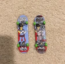TECH DECK Duffman New & Thrashed Corey Duffel Fingerboards 2009