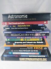 XXL 20x das große Bücherpaket Weltraum Galaxien Weltall Sterne Sammlung Konvolut