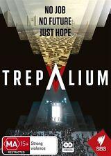 Trepalium NEW R4 DVD