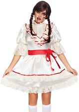 Leg Avenue Haunted Doll, Off White, Large