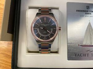 Frederique Constant Yacht Timer GMT 42 Mm FC-350GT4H2B