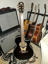 ** RARE ** 1992 Epiphone Orville EO-2BB Archtop Acoustic Electric Guitar