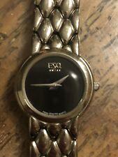 ESQ By Movado Women's Silver Watch. Gorgeous!