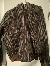Vintage Cabelas Realtree Fleece Hooded Jacket Xl