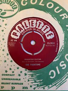 The Phantoms . Phantom Guitar / Cachina . Palette PG 9014