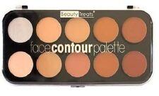 Beauty Treats Face Contour Palette 10 Sculpting Face Powders to Highlight