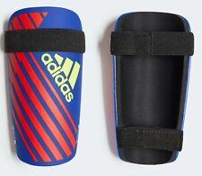 Adidas Men X Lite Shin Guards Protector Football Soccer Blue Leg Shin-Pad Dn8609