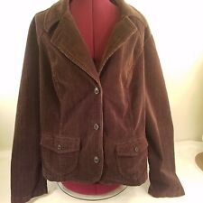 Corduroy blazer womens plus