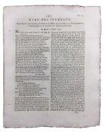Marie Antoinette Journal Révolution Française 1792 L'Echo des Journaux Roi