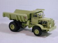 1/50 Euclid R-24 Quarry Dump Body - High quality RESIN KIT by Dan Models