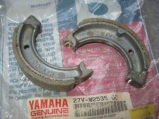 YAMAHA FRONT BRAKE SHOE PAD SET CE50 CG50 SH50 1986-1991 NOS OEM 27V-W2535